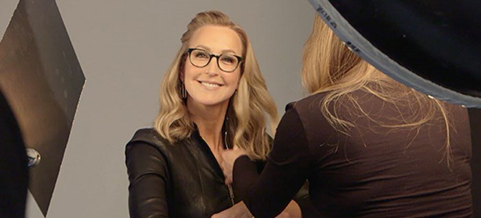 TURA BY LARA SPENCER - BEHIND THE SCENES