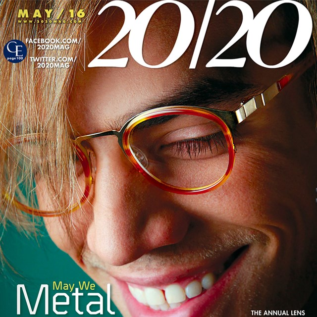 ad742c60d9f 2020 MAGAZINE FEATURING KATE YOUNG FOR TURA EYEWEAR
