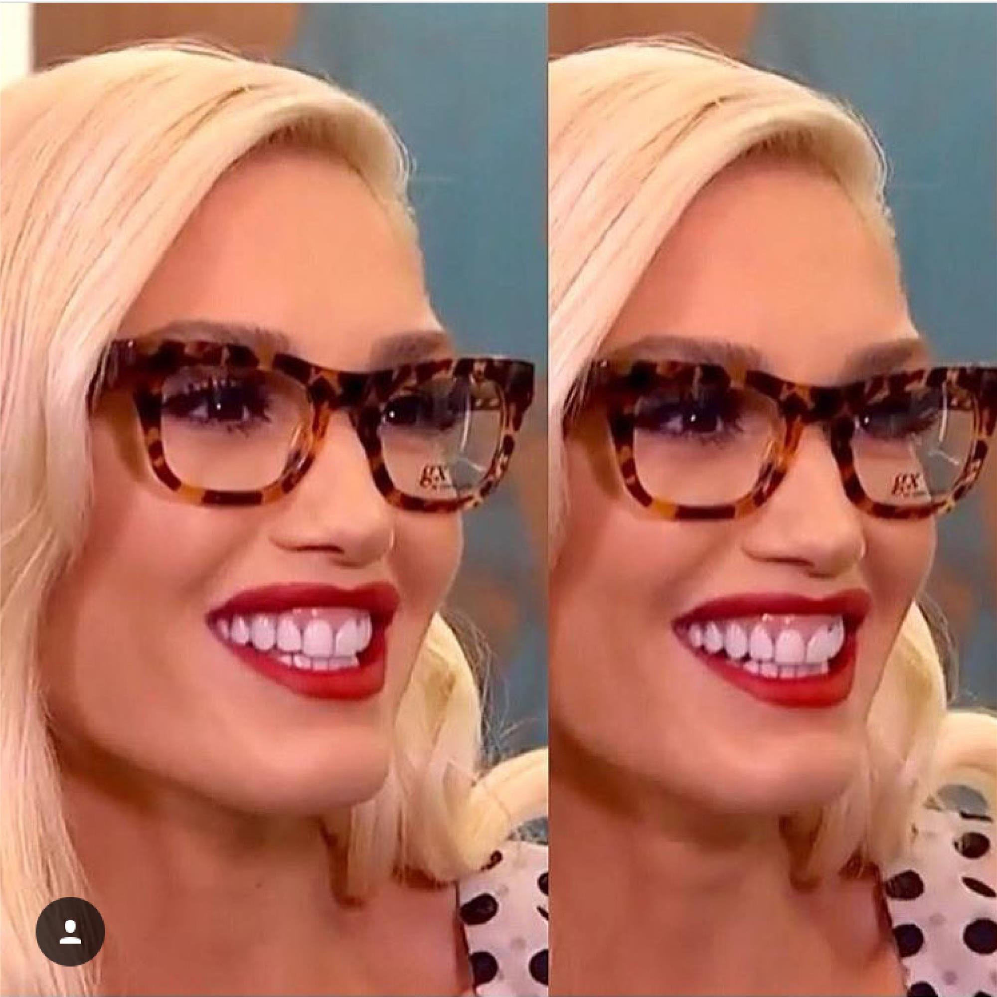 b2904c505ec Gwen Stefani Wearing gx by Gwen Stefani Style GX023