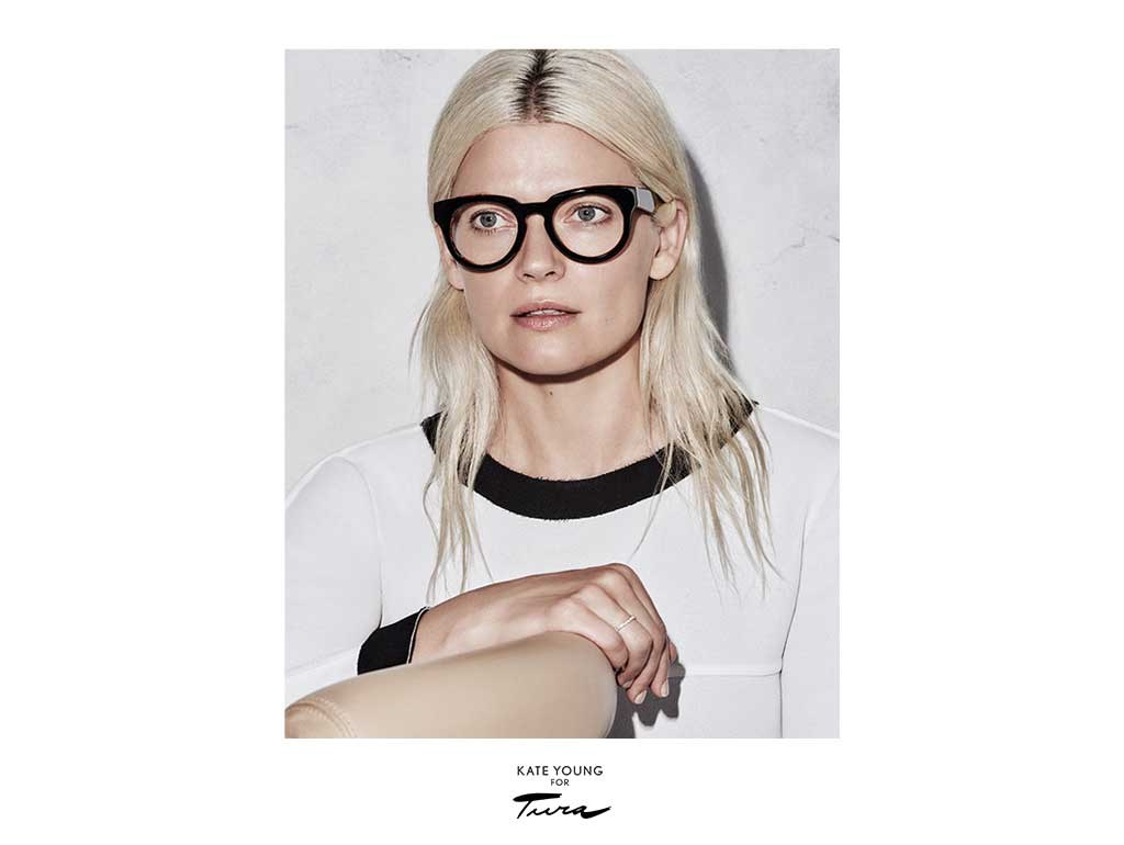 Kate Young for Tura Women's Optical Frame
