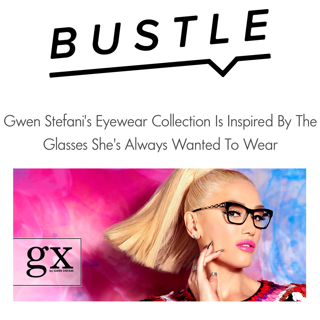 407ad27f960 Gwen Stefani s Eyewear Collection Is Inspired By The Glasses She s Always  Wanted To Wear - Bustle