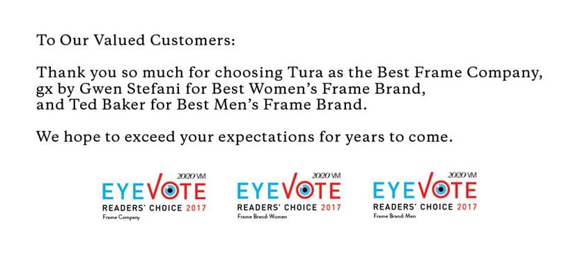 Welcome To The Tura Eyewear Brand Portfolio | Tura