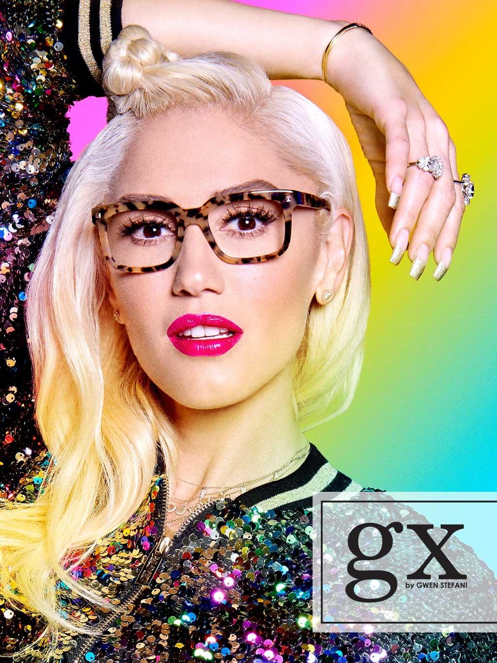 gx by Gwen Stefani | T... Gwen Stefani Eyeglasses