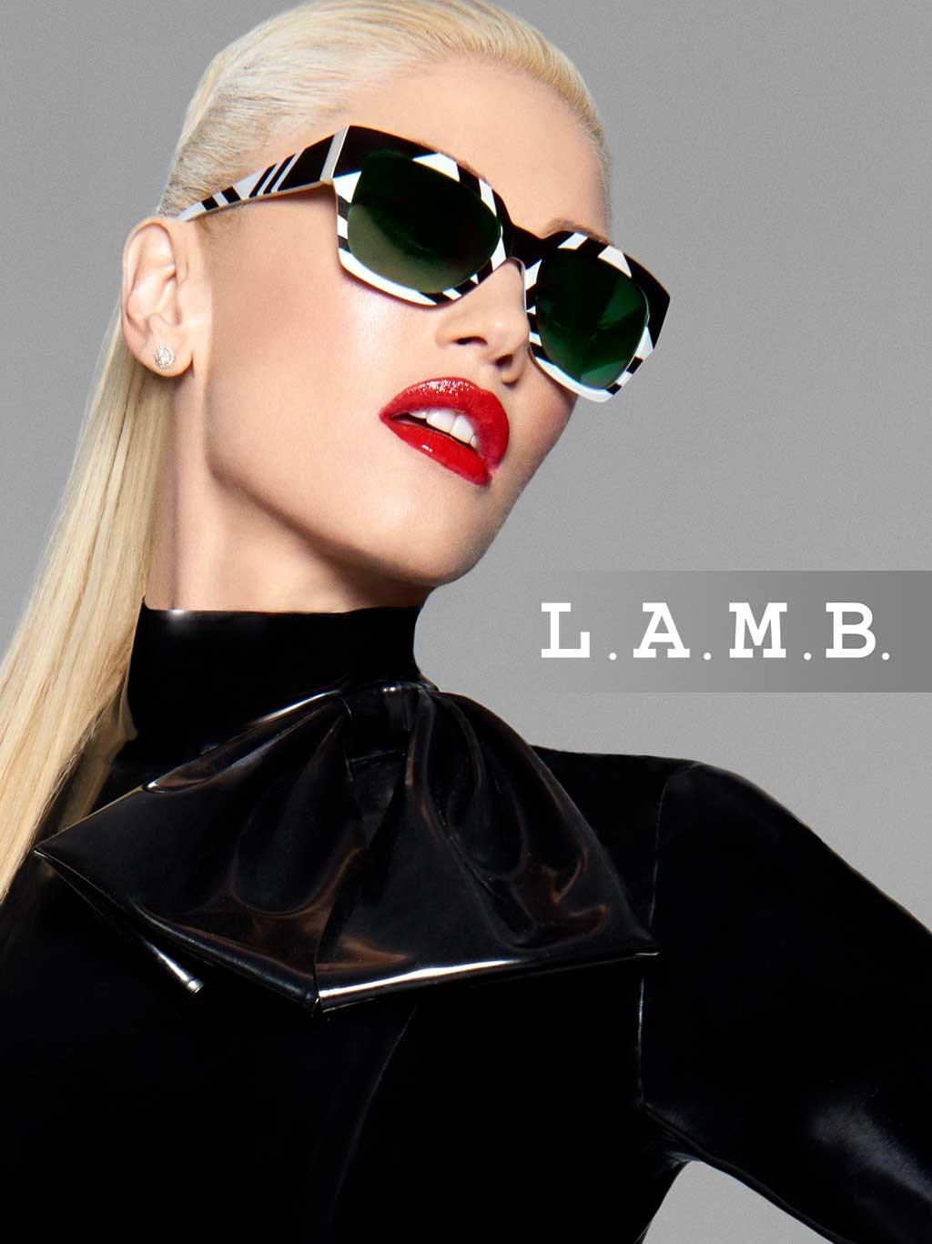 L.A.M.B. | Tura Gwen Stefani Glasses