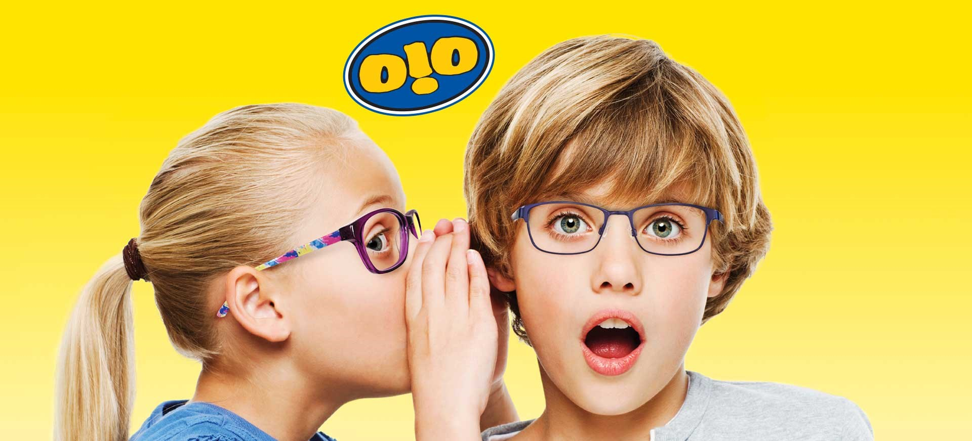 oio Kids Optical Frames