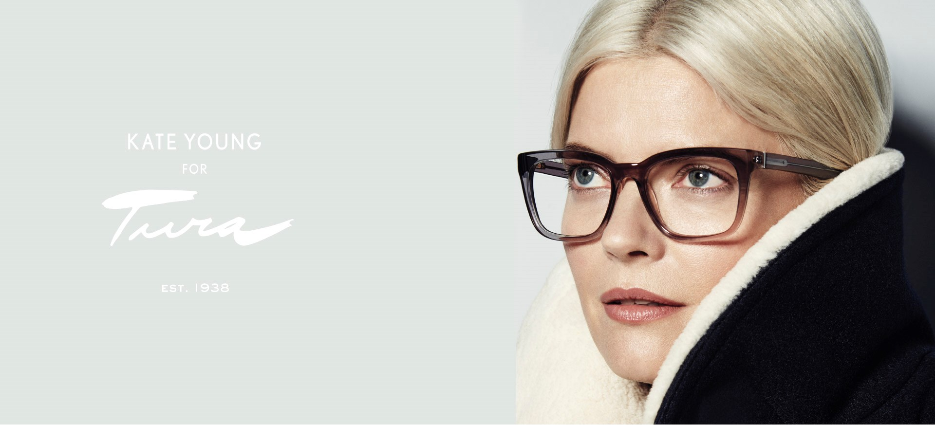 Kate Young for Tura womens optical frames glasses eyewear