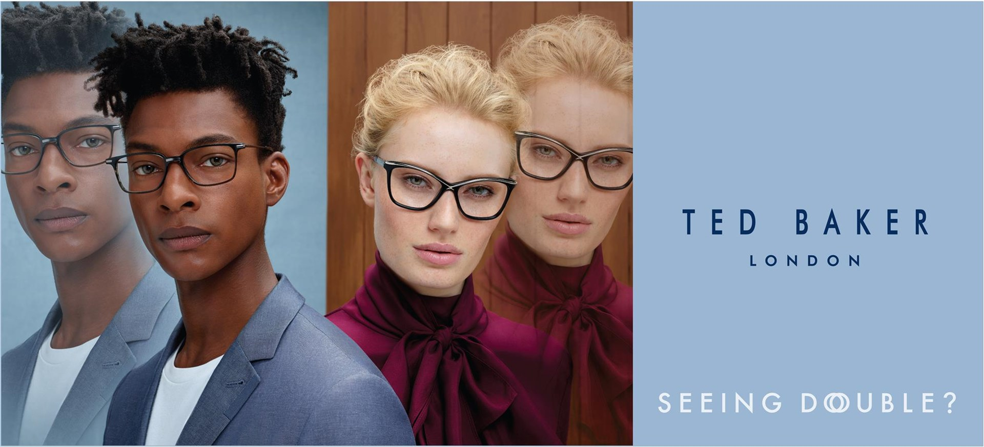 Ted Baker Men's & Women's Eyewear Optical Frames glasses & Sunglasses