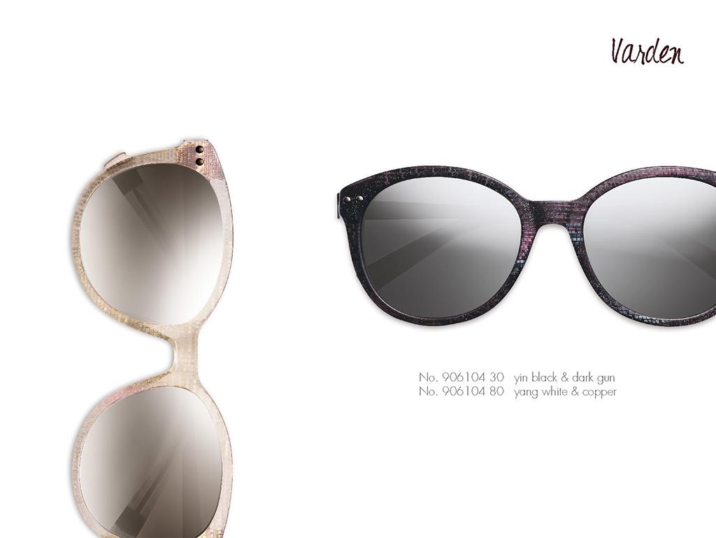 Brendel eyewear Brendel 906104 30 yin black & dark gun low5hC