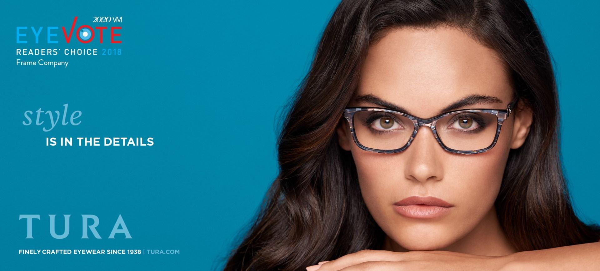 fbd69857a7 Welcome To The Tura Eyewear Brand Portfolio