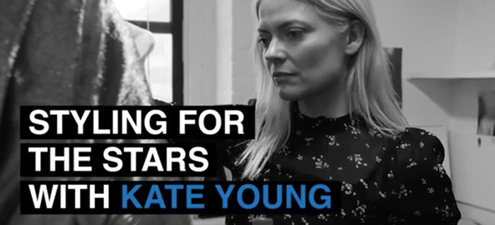 STYLING FOR THE STARS WITH KATE YOUNG