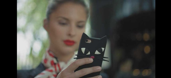 LULU GUINNESS PURRFECT PURSUIT
