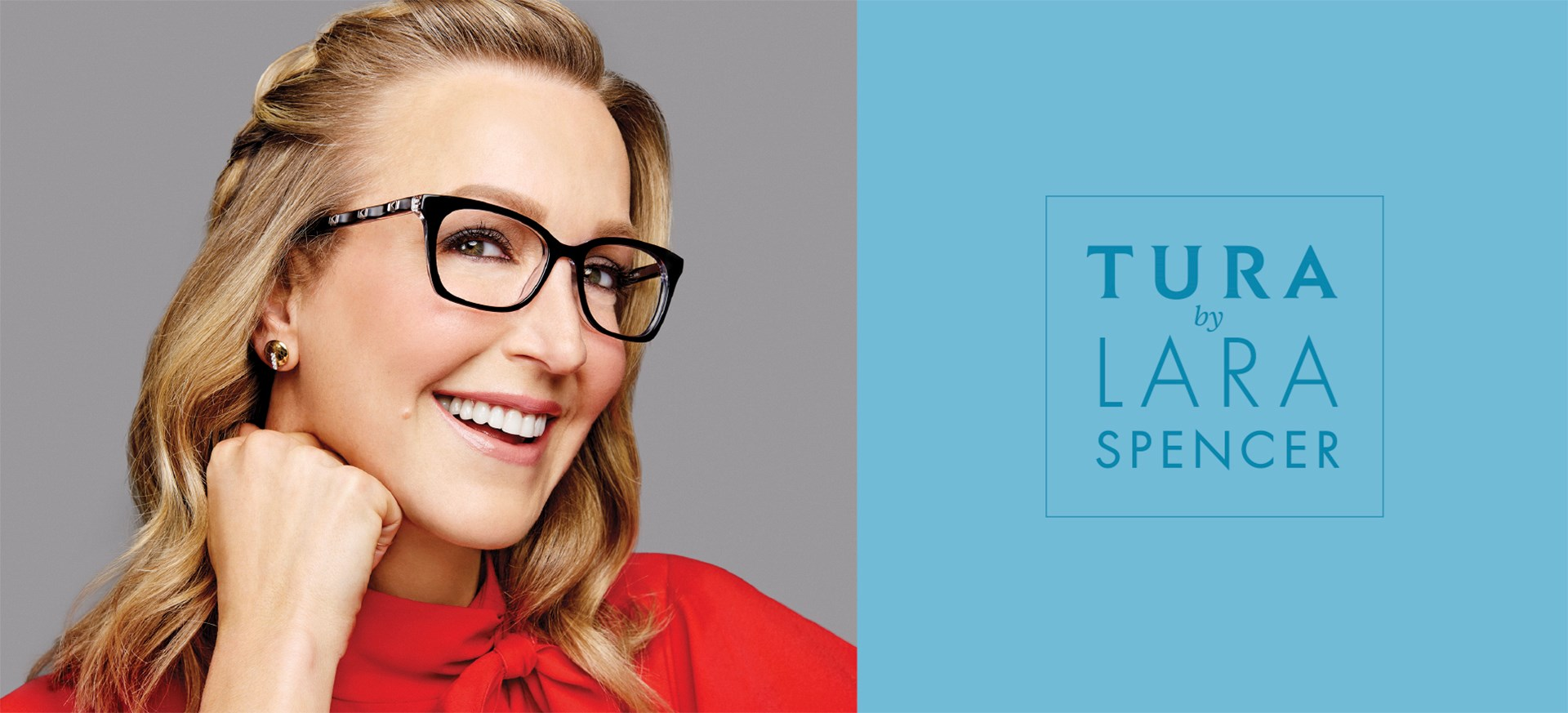 TURA BY LARA SPENCER OPTICAL AND SUN